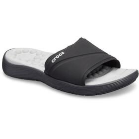 Crocs Reviva - Sandales Femme - noir
